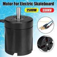 N5065 330KV 2500 W sin escobillas de Motor para Scooter Eléctrico Skate Board DIY Kit de reemplazos de reparación de bricolaje