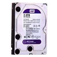 Western Digital WD Purple HDD 500G 1 TB 2 TB 3 TB 4 TB SATA 6,0 Gb/s 3,5