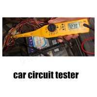 Coche precio menor Auto Power Electric Circuit Tester multímetro con lámpara sonda automotor de la luz accesorio del coche