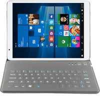 Ultra-Delgado teclado inalámbrico Bluetooth Funda de cuero PU para Asus zenpad 8.0 z380kl/3 GB funda protectora para ASUS zenpad