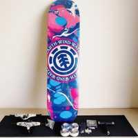 Elemento de EE. UU. se Skateboard 8