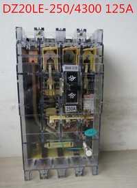 Trifásico de cuatro cables tierra interruptor diferencial DZ20LE-250/4300 125A 4 P