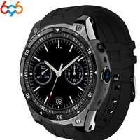 696 precio bajo X100 inteligente reloj Bluetooth ROM 4 GB 3G GPS WiFi Android 5,1 reloj inteligente de Metro paso relojes PK GW06 Q1 Q1