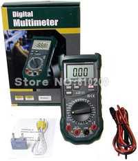 Mastech MS8269 3 1/2 Digital medidor LCR AC/DC tensión corriente resistencia capacitancia probador de inductancia de temperatura