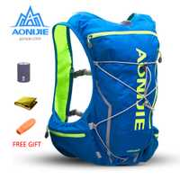 AONIJIE E904S 10L sac à dos sac à dos sac à dos gilet harnais vessie randonnée Camping course Marathon Sports