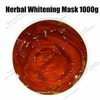 Máscara de blanqueamiento medicina herbal china hidratante Cuidado de la piel gel Cara cosméticos máscara equipo de salón de belleza al por mayor