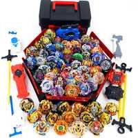 Traje Nuevo Kai Watch Land juguetes B-127 B-117 B-115 B-113 bebés Bayblade Toupie de fusión metálica Dios Spinning Top Bey Blade cuchillas juguete
