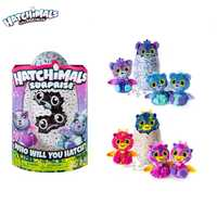 Hatchimals huevos sorpresa magia huevos incubar gemelos huevo Trolltech inteligente de la primera infancia rompecabezas juguetes de peluche para niños juguetes de regalo