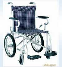 10% ruedas de aleación de aluminio l6 ruedas plegable silla portátil