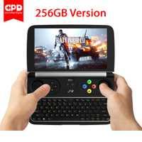 Nuevo Original último GPD ganar 2 WIN2 256GB 6 pulgadas Mini PC de juegos portátil Intel Core m3-7Y30 Windows 10 portátil con regalos gratis