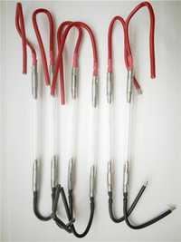 6*6*75*145mm el rejuvenecimiento de la piel IPL Xenon lámpara con alta calidad y gran valor 6 piezas