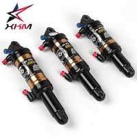 Amortiguadores traseros de bicicleta DNM AOY-36RC amortiguador de motocicleta de montaña Suspensión de absorción de doble choque 200/190mm 165 amortiguador trasero de bicicleta