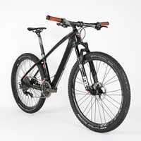 Twitter nuevo Super Luz de fibra de carbono MTB de la bici de la luz Ultra-BICICLETA ciclismo BICICLETA de montaña XT/M8000 para XC de carreras profesional