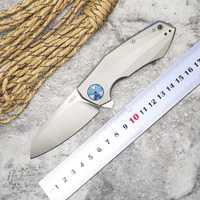 BMT ZT 0456 plegable que acampa Cuchillos CTS 204 P cuchilla de titanio bola al aire libre del cuchillo táctico supervivencia EDC del bolsillo herramientas