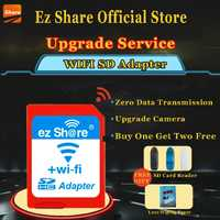EZ compartir Wireless lector de tarjetas SD adaptador de tarjeta de memoria Micro SD