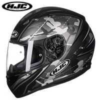 Casco de motocicleta HJC CS-15 cascos de cara completa ECE aprobado capaciete