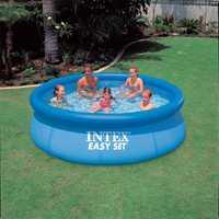 Piscina de verano para niños de 10 pies y 305cm, piscina hinchable gigante para adultos, jardín familiar, piscina de juegos de agua para niños