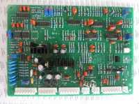 Universal ZX7 Control principal accesorios de la máquina de soldadura del inversor Panel de Control