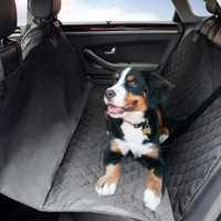 Mascotas asiento de coche seguridad impermeable manta hamaca cubierta Mat viaje con el cinturón de seguridad para mascotas Scratch bebé protector