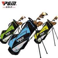 Les fabricants ont adapté le nouveau sac de support de golf de PGM les hommes et les femmes tiennent l'édition portative d'ultraportabilité