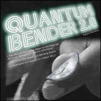 Quantum Bender 2,0 de John T. Sheets-Primer plano moneda truco de magia/venta al por mayor