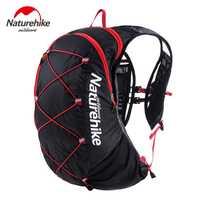 NatureHike correr al aire libre de Trail Running hombres mochila de las mujeres de los deportes bolsa impermeable en acampar senderismo ciclismo mochila 15L