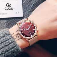 Reloj clásico minimalista Simple para hombre, reloj de pulsera de cuarzo de acero inoxidable para hombre