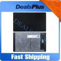 Reemplazo nueva pantalla LCD + pantalla táctil asamblea para Lenovo Tab 3 Plus 8703X16 GB TB-8703X negro