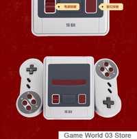 Retro Mini consola TV 16 bits consola de videojuegos portátil incorporado 167 clásico de SNES juegos Handheld del juego consola