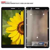 8,0 ''para Huawei MediaPad T3 8 KOB-L09 KOB-W09 Panel de la pantalla LCD Combo de vidrio de pantalla táctil Sensor de piezas de repuesto