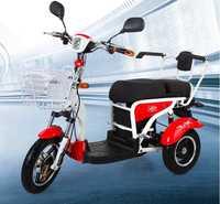 48v20Ah fábrica al por mayor Scooter Eléctrico para personas con discapacidad/3 Rueda 16 pulgadas citycoco scooter eléctrico 500 w