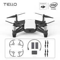 DJI Tello Drone Ryze Mini juguete Drone Cámara Drone con la codificación de la educación 720 P HD transmisión Quadcopter FPV Control remoto