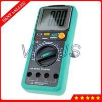 DY4070G medidor LCR para multímetro digital resistencia capacitancia inductancia tester