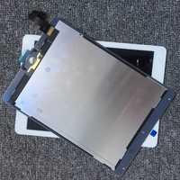 1 piezas de trabajo completo LCD Asamblea digitalizador iPad aire caso de iPad 2 iPad 6 A1566 A1567 pantalla Panel de pantalla táctil reemplazo de parte