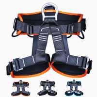 XINDA TUPA extérieur arbre chirurgien arboriste Escalade harnais chute Protection ceinture de sécurité rappel Escalade équipement