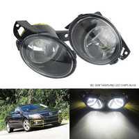 ANGRONG 1 par 30 W SAMSUNG bombillas LED niebla delantera luz L & R para VW Passat 3C B6 06-10