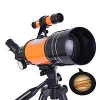 Télescope astronomique professionnel HD vision nocturne espace profond étoile vue lune 1000 télescope monoculaire