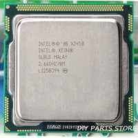 Intel Core Xeon X3450 8 M Cache 2,66 MHz camiseta con frecuencia 3,2 MHz LGA 1156 P55 H55 igual