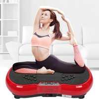 Masajeador de Fitness con vibración y terapia magnética que adelgaza la quema de grasa equipo de entrenamiento muscular con cordón de ajuste HWC