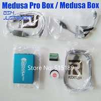 100% Original Medusa caja Medusa PRO caja de Testpoints + JTAG Clip para LG para Samsung para Huawei