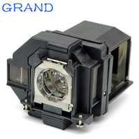 Lámpara para proyector a ELP96 V13H010L96 para EB-X41 EB-X05 EB-W41 EB-U05 EB-S41 EB-S05 EH-TW650 EH-TW5650 EB-W42 EB-W05 EB-U42 EH-TW610