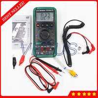 DY2201D multifuncional coche medidor multímetro