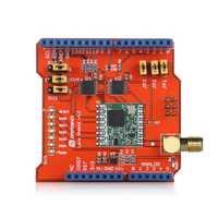 Lora escudo 915 MHZ/868/433 MHZ inalámbrico de sensor Aplicación de red para sistemas de riego de medición inteligente módulo IOT