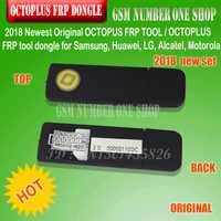 OCTOPLUS FRP OUTIL dongle pour Samsung, Huawei, LG, Alcatel, Motorola téléphones cellulaires