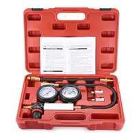 Venta caliente cilindro coche fugas probador Metro Kit Universal presión inspección de diagnóstico para Auto Motor Interno problemas