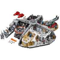 DHL Star Wars traición en Ciudad Nube Modelo Compatible Legoings 75222 de 05151 bloques ladrillos juguetes para niños regalos de navidad