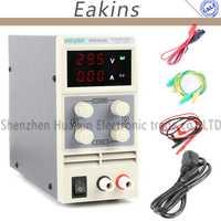 KPS-3010D KPS-3010DF Mini Digital ajustable laboratorio DC fuente de alimentación 30 V 5A 10A 110 V-220 V de conmutación fuente de alimentación 0,1 V/0.01A