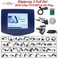 Digiprog 3 digiprog iii odómetro herramienta correcta Digiprog3 v4.94 kilometraje ajustar