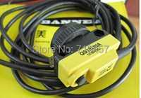 Envío libre QS18UNA sensores ultrasónicos, control de nivel de líquido interruptor del sensor