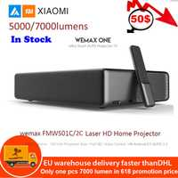 Xiaomi mi Proyector láser Android WEMAX un PRO lúmenes TV 150